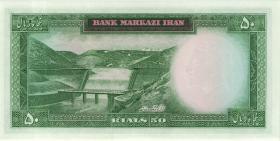 Iran P.085b 50 Rials (1969-71) (1)