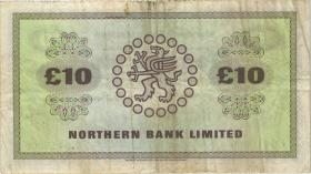 Nordirland / Northern Ireland P.189a 10 Pounds 1970 (3)