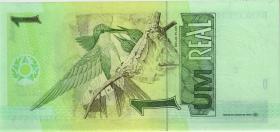 Brasilien / Brazil P.243b 1 Real (1994) (1)