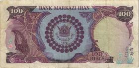 Iran P.108 100 Rials (1976) (3)