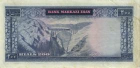 Iran P.081 200 Rials (1965) (3)