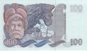 Schweden / Sweden P.54cr 100 Kronen 1980 * Ersatznote (1)