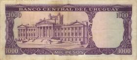 Uruguay P.049 1000 Pesos (1967) (3)
