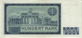 R.358b 100 Mark 1964 ZB Ersatznote (2)