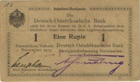 R.917b: 1 Rupie 1915 C (2)