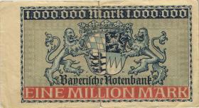R-BAY 10: 1 Millionen Mark 1923 (4)