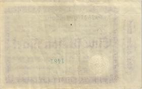 PS1260b Reichsbahn Hannover 1 Billion Mark 1923 (2)