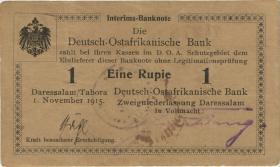 R.917b: 1 Rupie 1915 C (3)
