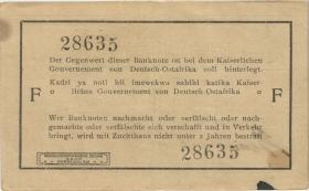 R.918c: 1 Rupie 1915 F Brandenburg (1-)