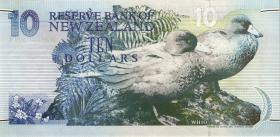 Neuseeland / New Zealand P.182a 10 Dollars (1994) BM 000304 (1)
