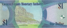 Cayman-Inseln P.38d 1 Dollar 2014 (1)