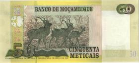 Mozambique P.144 50 Meticais 2006 (1)