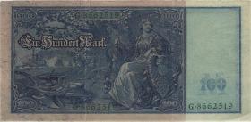 R.044a: 100 Mark 1910 (3+)