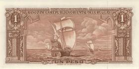 Uruguay P.035c 1 Peso 1939 Serie D (1)