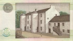 Schottland / Scotland P.214 10 Pounds Sterling 1990 (2)