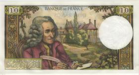 Frankreich / France P.147a 10 Francs 6.2.1965 (1)