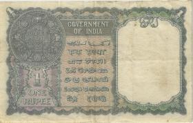 Burma P.25b 1 Rupie 1945 (3)