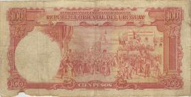 Uruguay P.031 100 Peso 1935 (5)