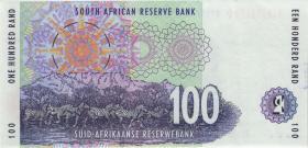 Südafrika / South Africa P.126b 100 Rand (1994) (Afrikaans) (1/1-)