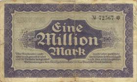 R-SAX 19e: 1 Millionen Mark 1923 (3)