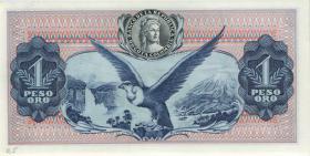 Kolumbien / Colombia P.404e 1 Peso Oro 1973 (1)