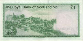 Schottland / Scotland P.341 1 Pound 1984 (2)