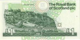 Schottland / Scotland P.351c 1 Pound 1993 (1)