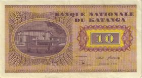 Katanga P.05a 10 Francs 15.12.1960 (3)