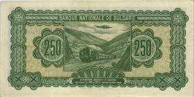 Bulgarien / Bulgaria P.076a 250 Lewa 1948 (2)