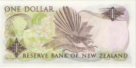 Neuseeland / New Zealand P.169a 1 Dollars (1981-85) AAA 0002045 (1)