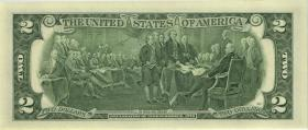 USA / United States P.538 2 Dollars 2013 L (1)