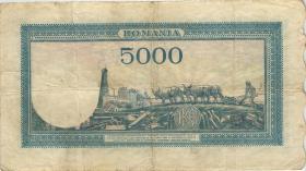 Rumänien / Romania P.056 5.000 Lei 21.8.1945 (3)