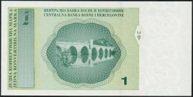 Bosnien & Herzegowina / Bosnia P.060 1 Konver. Marka (1998) (nicht verausgabt) (1)