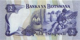 Botswana P.07c 2 Pula (1982) (1)