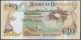 Botswana P.19 50 Pula (1997) (1)