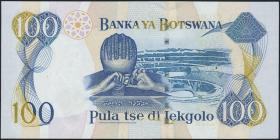 Botswana P.23 100 Pula (2000) (1)