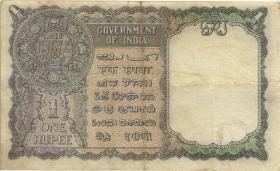 Burma P.25b 1 Rupie 1945 (3+)