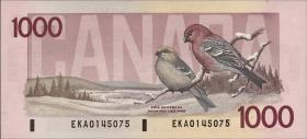 Canada P.100a 1000 Dollars 1988 (1)