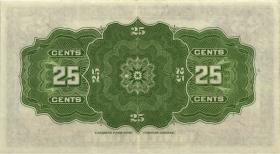 Canada P.011b 25 Cent 1923 (2+)