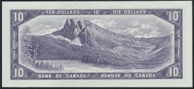 Canada P.079b 10 Dollars 1954 (1)
