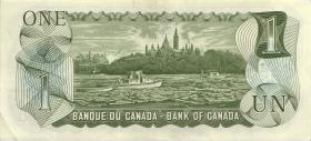 Canada P.085a 1 Dollar 1973 (2)