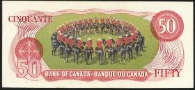 Canada P.090b 50 Dollars 1975 (1/1-)