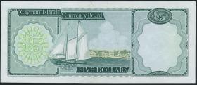 Cayman-Inseln P.02a 5 Dollars (1971) (1)