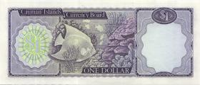 Cayman-Inseln P.05f 1 Dollar 1974 (1985) (1)