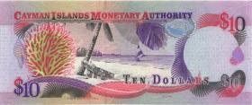 Cayman-Inseln P.23 10 Dollars 1998 (1/1-)