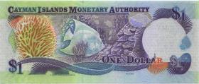 Cayman-Inseln P.33d 1 Dollar 2006 Serie C/7 (1)