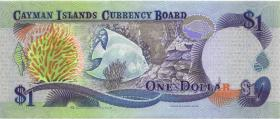 Cayman-Inseln P.16b 1 Dollars 1996 Serie B/2 (1)