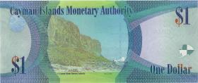 Cayman-Inseln P.38b 1 Dollar 2018 (1)