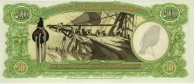 Chatham Islands/ Neuseeland P.neu 10 Dollars 1999 Polymer (1)