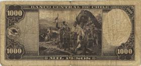 Chile P.116 1000 Pesos = 100 Condores (1947-1959) (4)